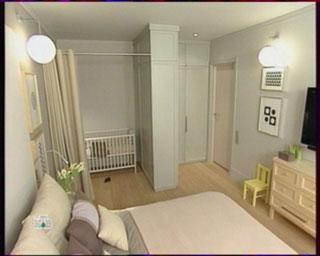 Дизайн взрослой комнаты с детской