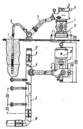 схема установки ЛИУ-3