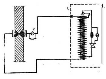 электроискровой дефектоскоп