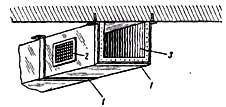 схема подвесного канала