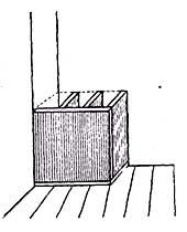 схема трехканального воздуховода