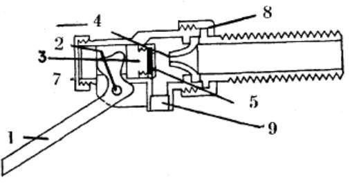 Re: устройство сливного бачка унитаза сливной механизм в уни.