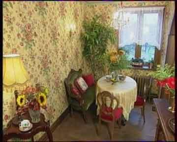 обои для комнаты фото, кухня