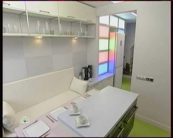 переделка кухни квартирным вопросом фото
