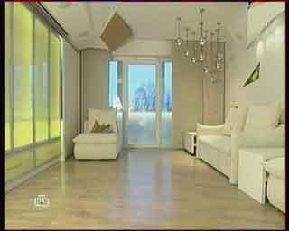 минимализм, дизайн комнат квартир фото