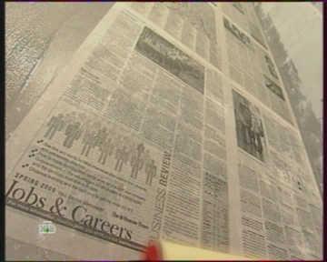 обои газета фото, фото газетных обоев