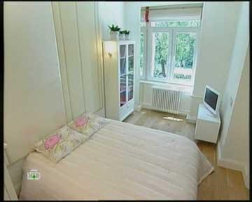 дизайн спальни в хрущевке фото