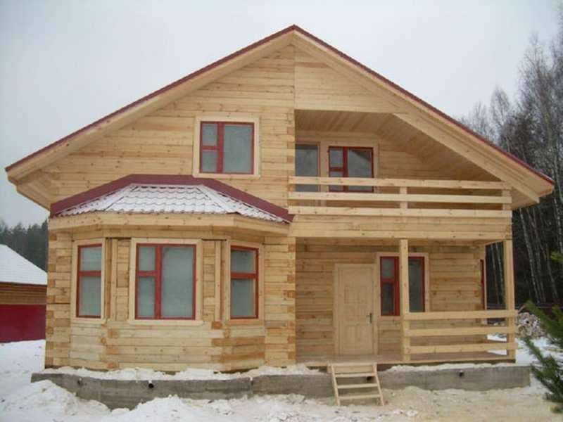 Как построить дом своими руками смотреть фото