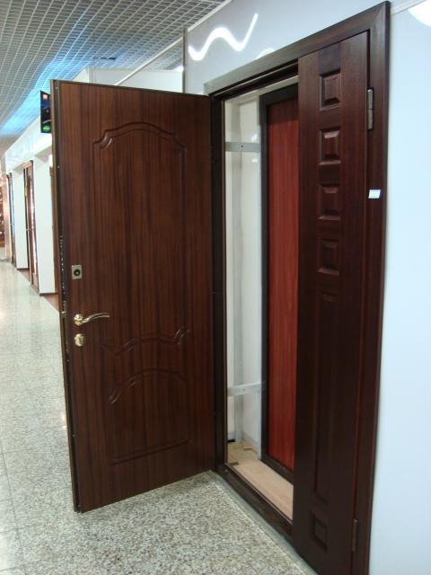 входные двери от производителя московская область