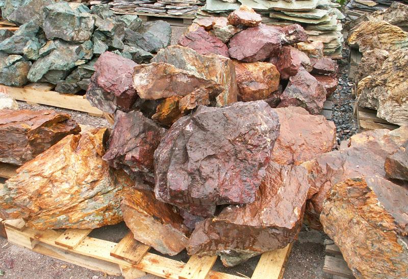 Природный камень в домашних условиях