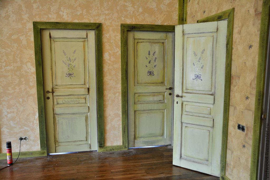 Классическая дверь своими руками