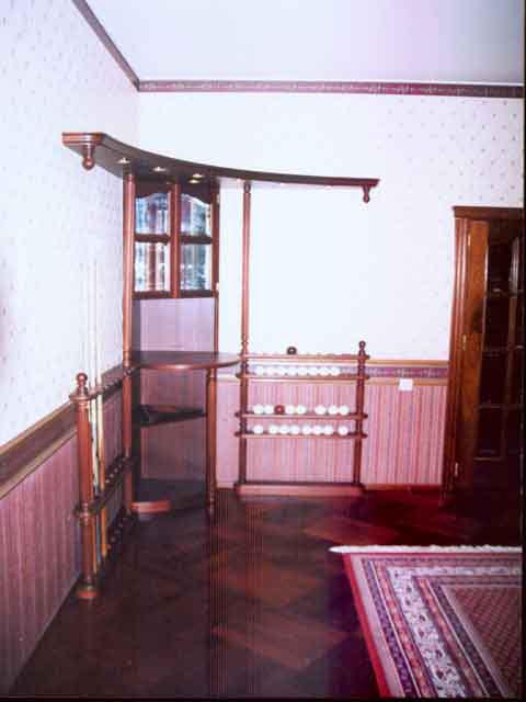 бильярдной комнаты