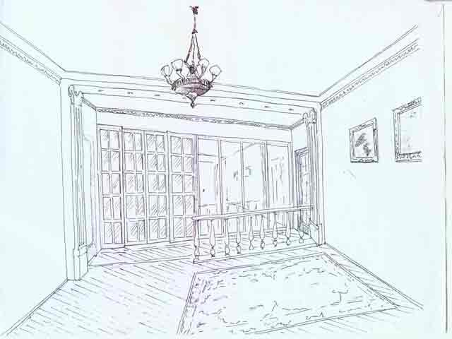 украшение комнаты болясинами