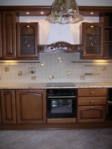Фото дизайна стильной кухни