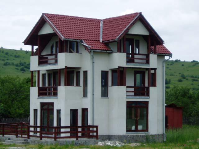румынский стильный дом