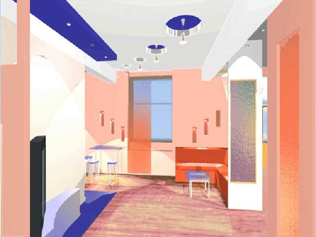 цвета гостиной