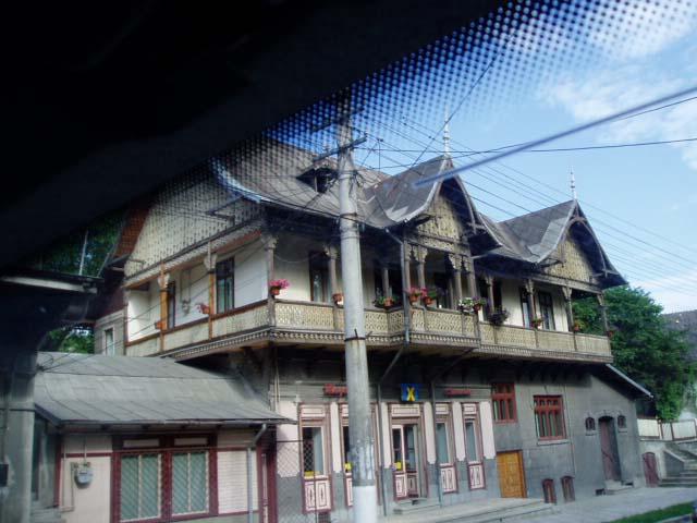 дома в Румынии