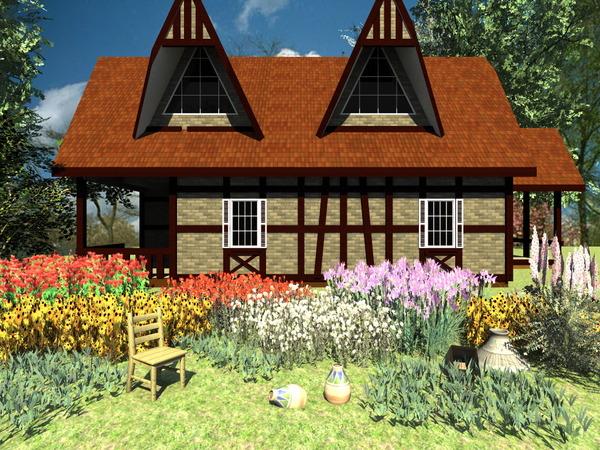 каркасный дом обшивают