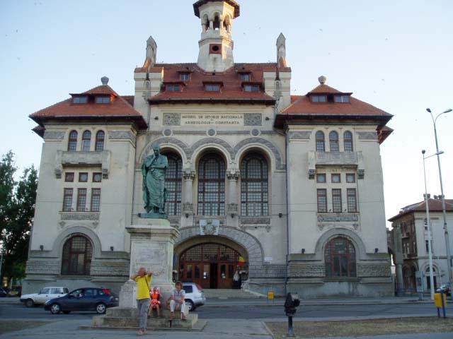 здание Оливий