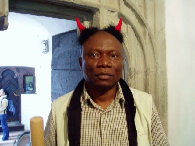 фото графа Дракулы