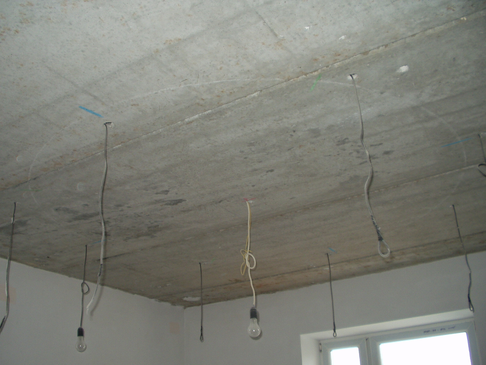 перед устройством потолка из гкл