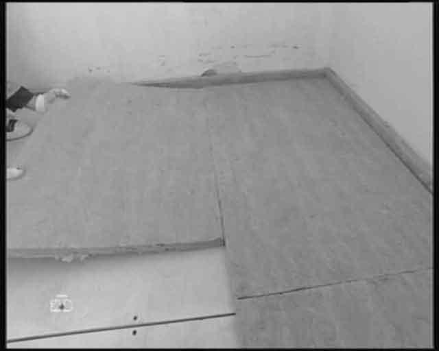 Фото шумоизоляции пола