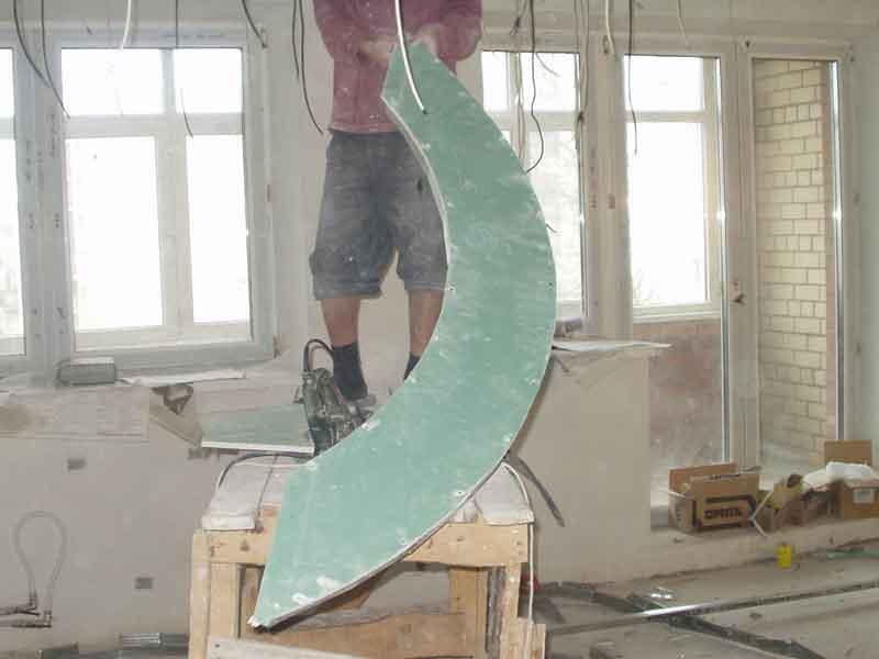 технологии подвесного потолока