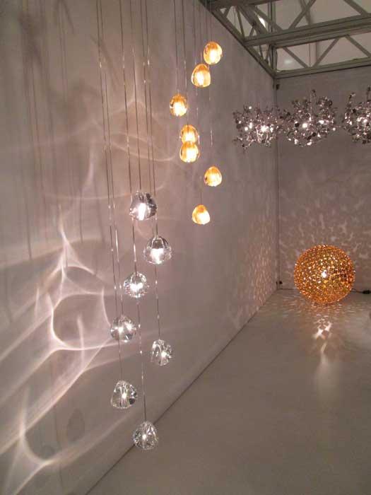 Галогеновые висячие светильники