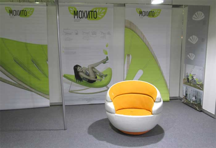 Кресло фирмы Махито