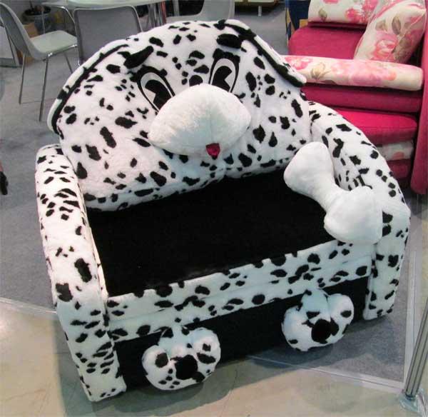 Кресло-кровать для детей младшего возраста