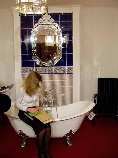 Подбор ванной