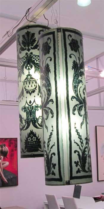 Подвесные люстры для бара или кафе