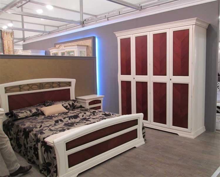 Современная спальня фото интерьера
