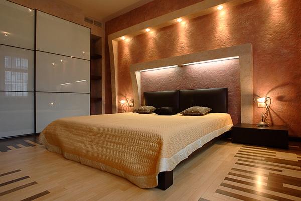 фото спальни эклектика