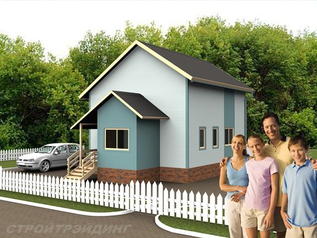 Свой дом по цене однокомнатной квартиры