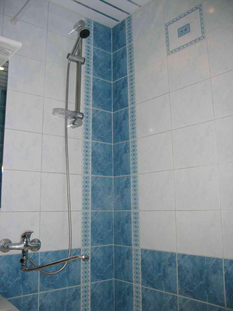 Ремонт своими руками душа в ванной 1126