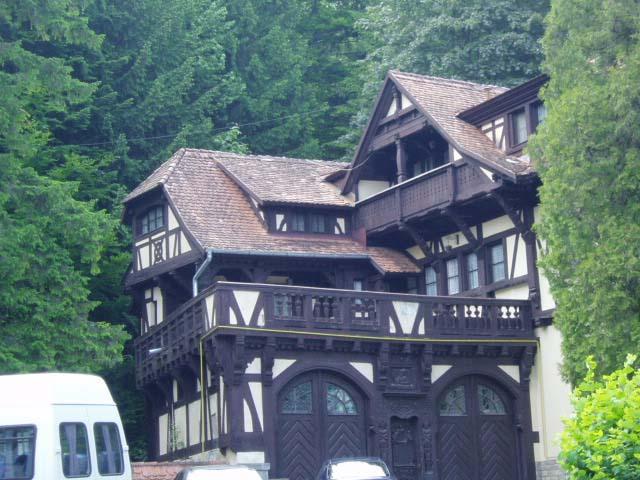 фото фахверкового дома