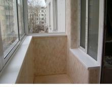 Окна  REHAU - остекление балконов. Цены ниже...