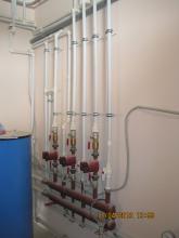 электрика, отопление, водоснабжение, канализация