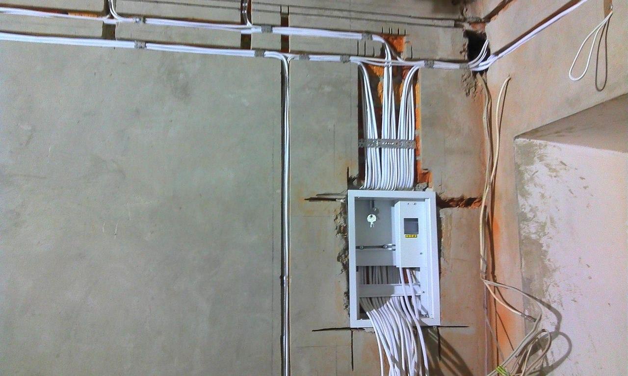 Ремонт электрики квартире своими руками